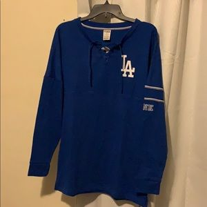 L.A. Dodger Sweater by Pink